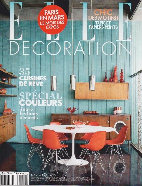 Studio ds articles de presse studio de sigy for Elle decoration maison